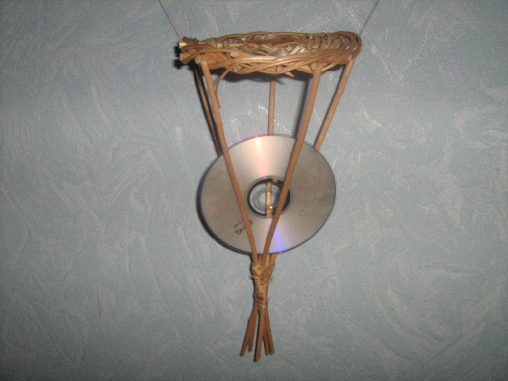 Перевёрнутая пирамидка с круглым верхом